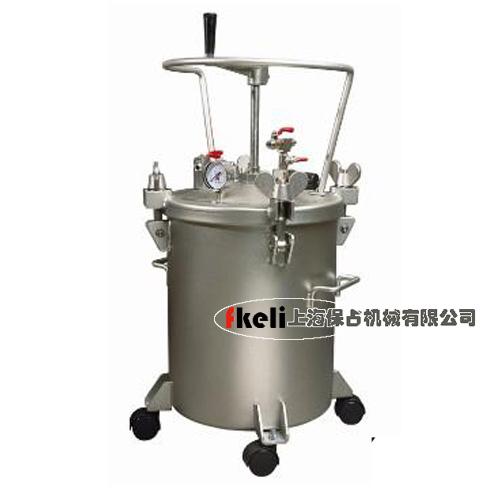 20L 手动搅拌不锈钢压力桶