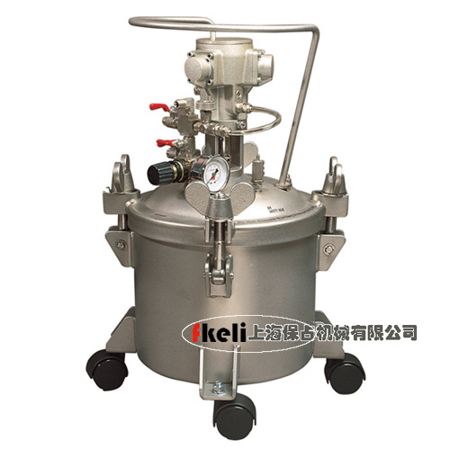 10L 自动搅拌不锈钢压力桶