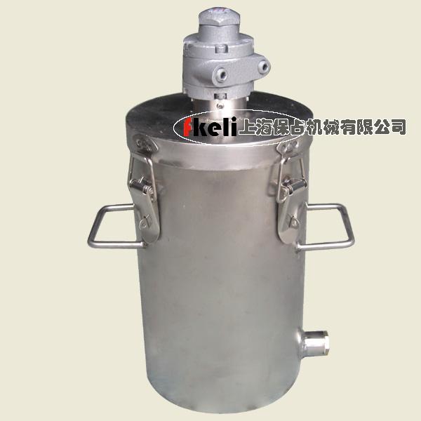 20升气动不锈钢搅拌机