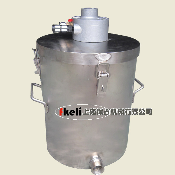 30升气动不锈钢搅拌机