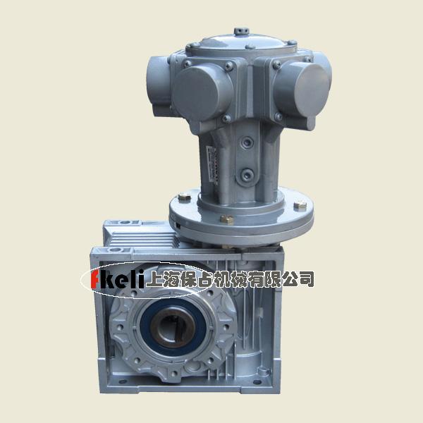 活塞式涡轮蜗杆减速气动马达