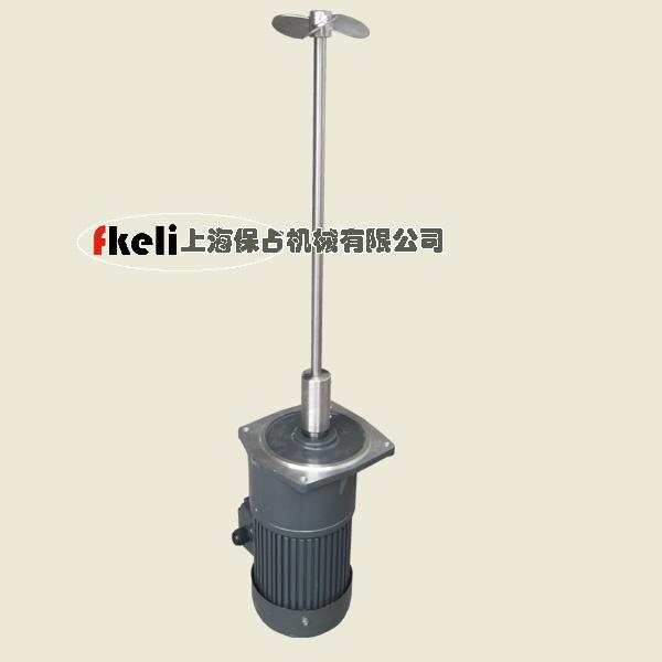 基本式电动减速搅拌机